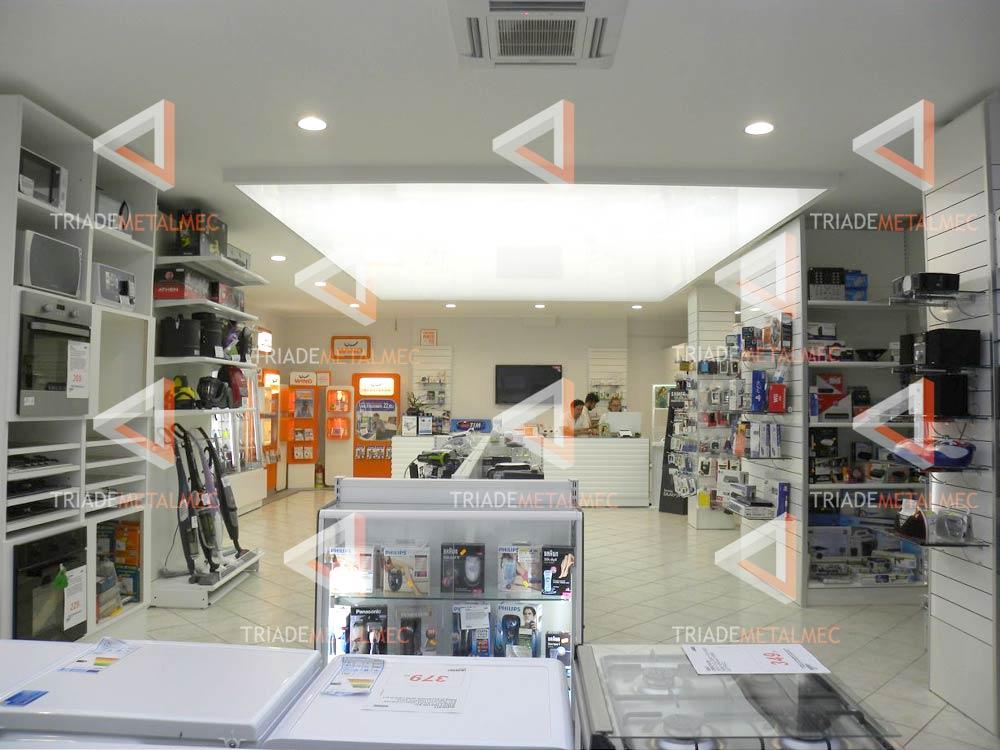 Progettazione realizzazione ed assemblaggio arredamenti for Progettazione di negozi
